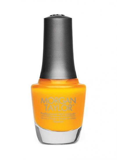 Morgan Taylor Sunset Yellow Applique (15 ml)