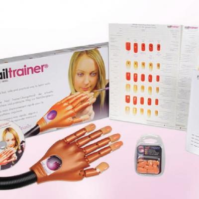 Nail Trainer School Set