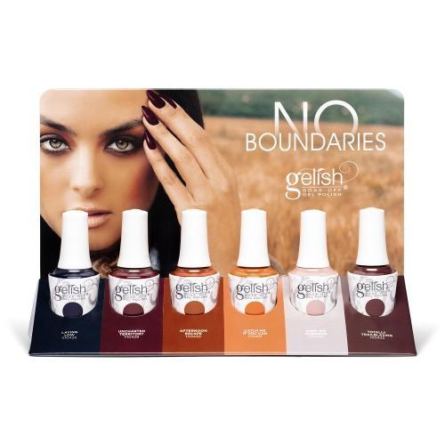 No boundaries 6pc display 2