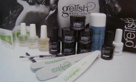 Gelish Hard Gel PRO Kit