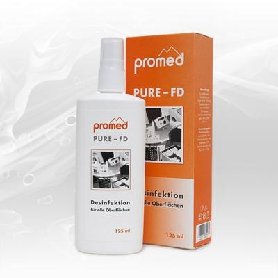 Promed, Pure - FD désinfectant spray pour instrument (125 ml)