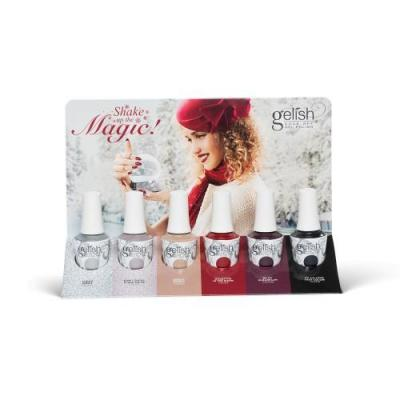 Collection Gelish Shake up the magic - Display 6 pièces