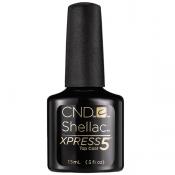 CND Shellac Xpress5 Top Coat (15ml)
