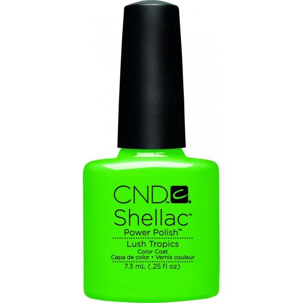 Shellac lush tropics cnd shellac store