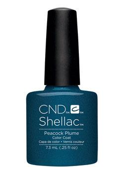 CND Shellac Peacock Plume 7,3ml