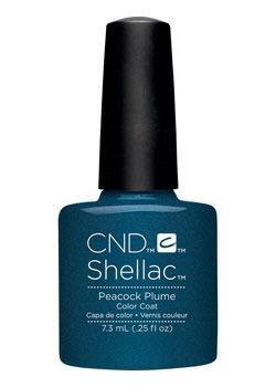 CND Shellac Peacock Plume 7,3ml