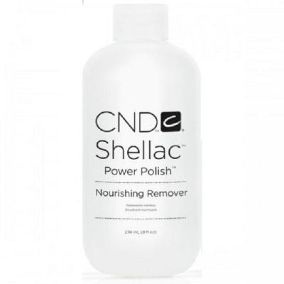 CND Shellac Power Polish Nourishing remover 236 ml