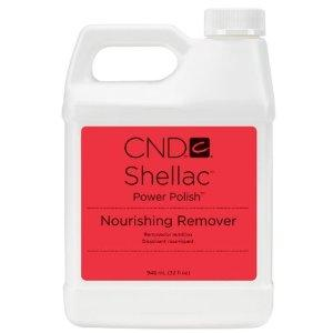 CND Shellac Power Polish Nourishing remover 946 ml