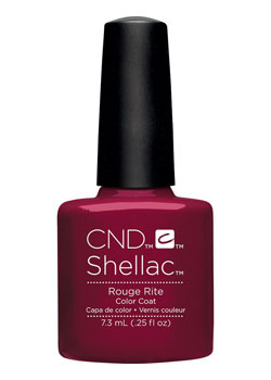 Shellac rouge rite contradiction diva nails