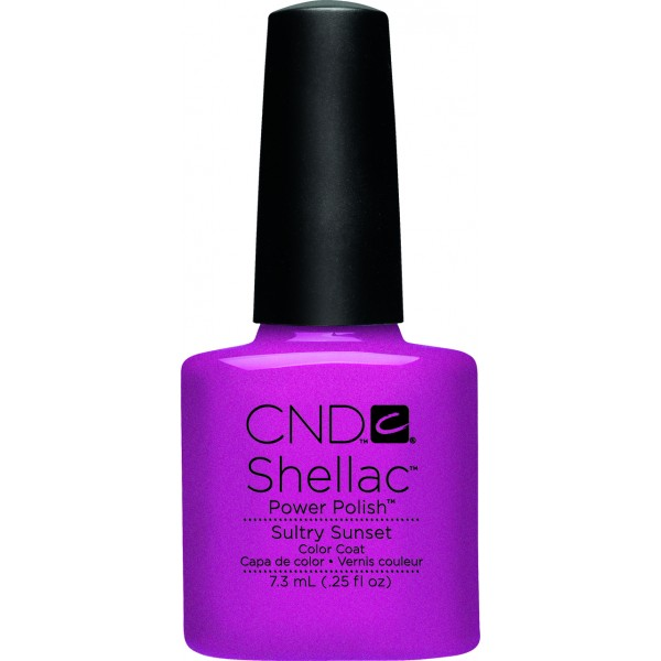 Shellac sultry sunset cnd shellac store