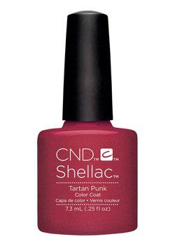 CND Shellac Tartan Punk 7,3ml
