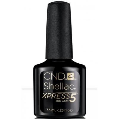 CND Shellac Xpress5 Top Coat (7,3 ml)