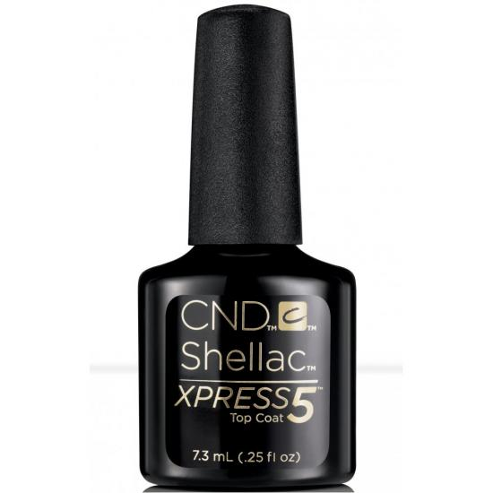 CND Shellac Xpress5 Top Coat (7,3 ml)