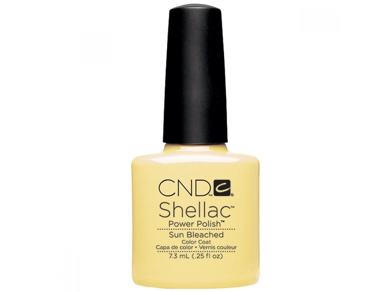 Sun bleached cnd shellac open road collection diva nails