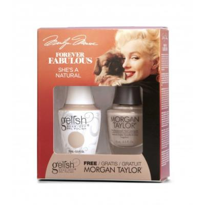TOAK Gelish She,s A Natural de la collection Forever Fabulous (15 ml)