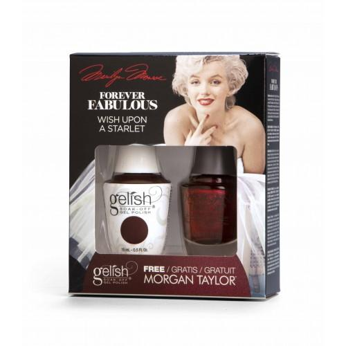 TOAK Gelish Wish Upon A Starlet de la collection Forever Fabulous (15 ml)