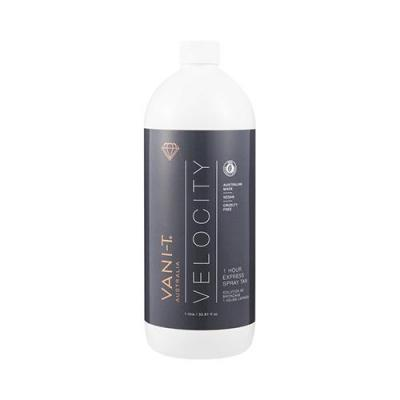 Vani-T Velocity Ultra Dark Rapid 1 Hour Tan 13,5 % DHA (1000 ml)