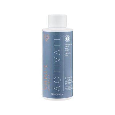 Vani-T ACTIVATE 15%  Express Spray Tan Solution 100ml